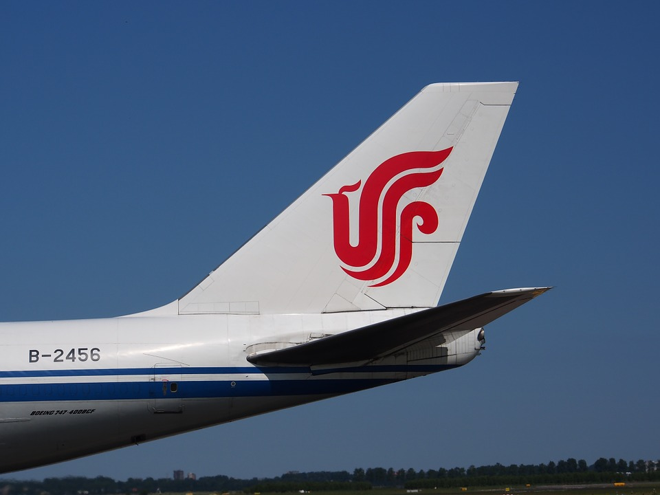 rimborso voli con Air China