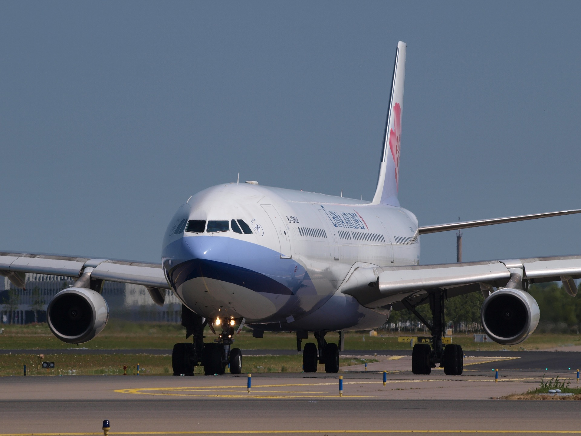 rimborsi China Airlines
