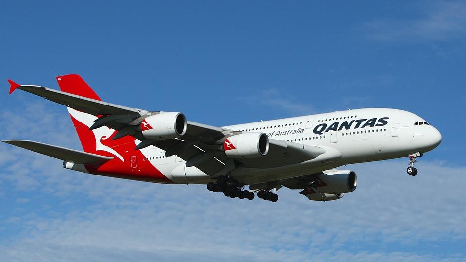 rimborso voli Qantas