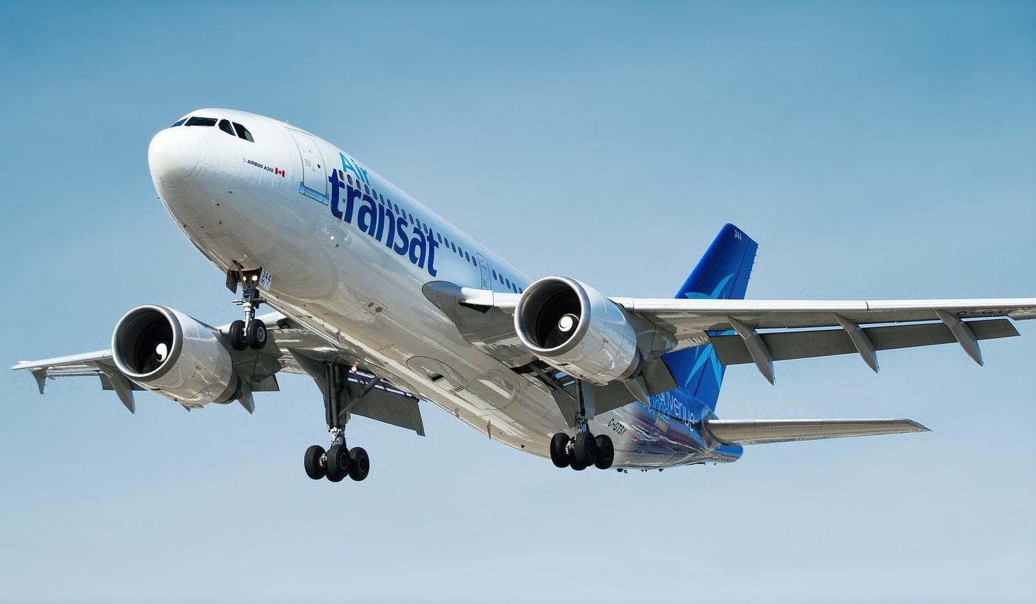 rimborso volo Air Transat