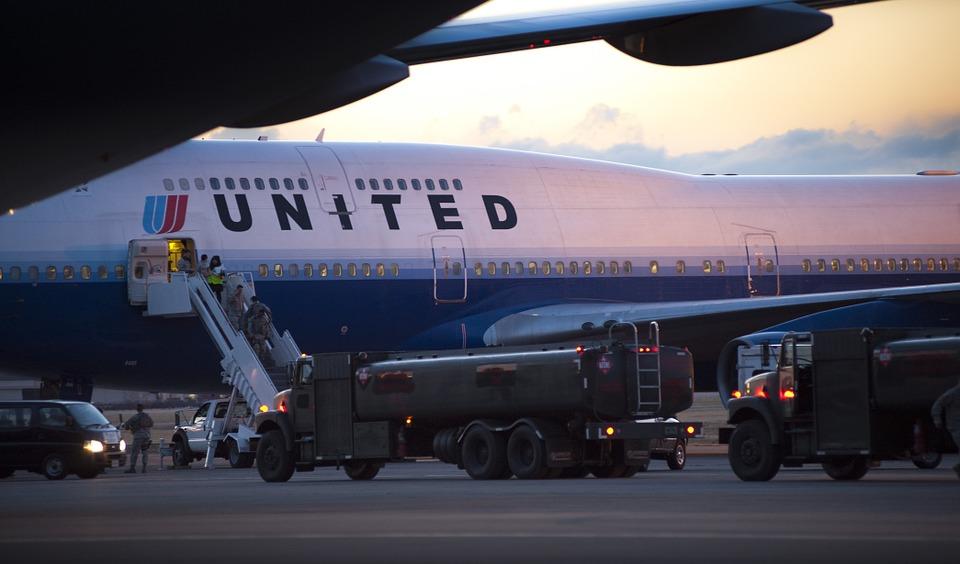 rimborso voli United Airlines