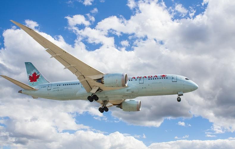 rimborso compagnia aerea canadese