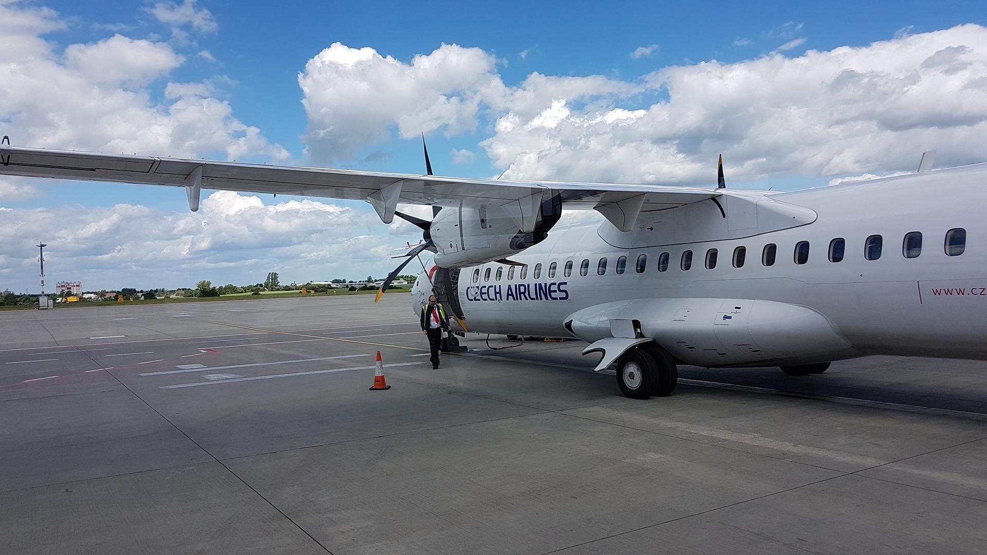 rimborso voli Czech Airlines