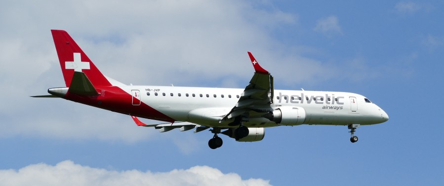 rimborsi Helvetic Airways