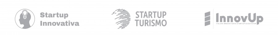 logo startup turismo
