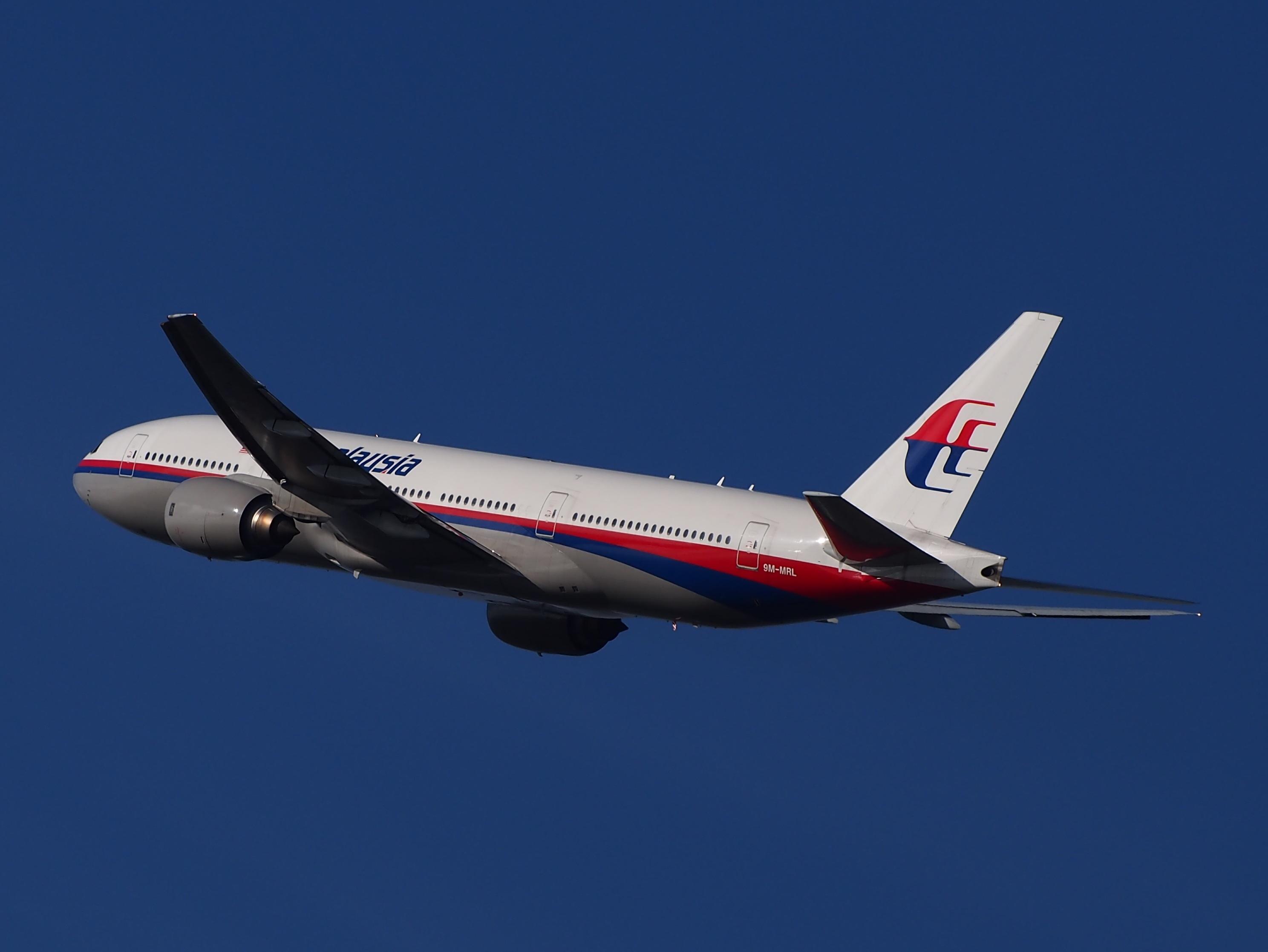 rimborso voli Malaysia Airlines