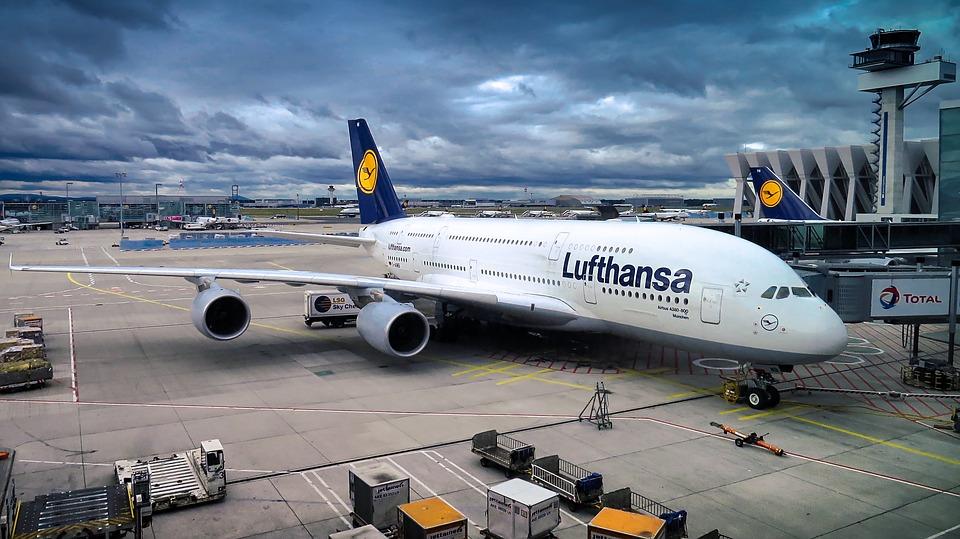 rimborso voli Lufthansa