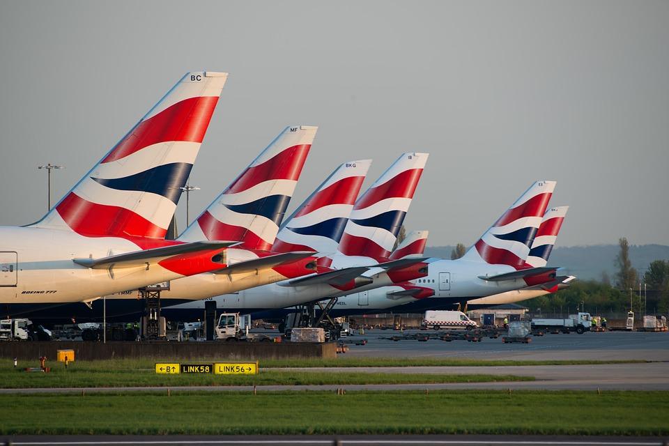 rimborso voli British Airways