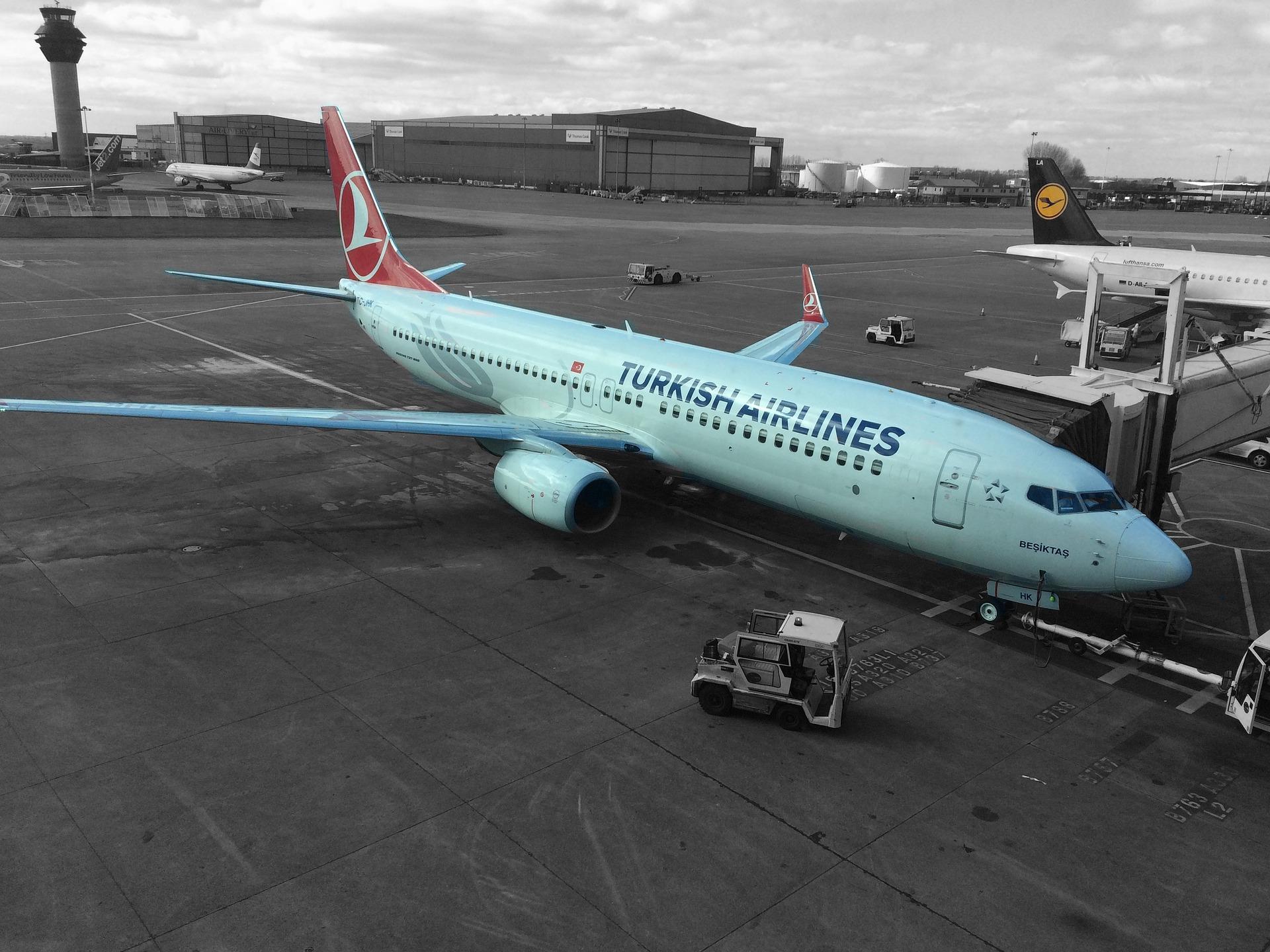 rimborso voli Turkish Airlines