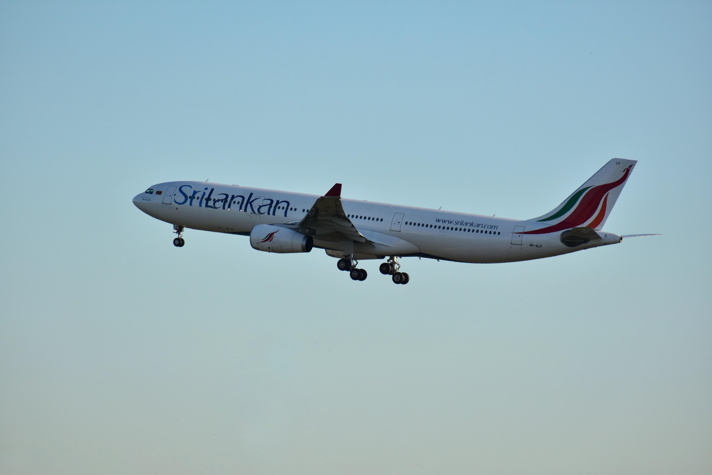 rimborso voli Srilankan Airlines