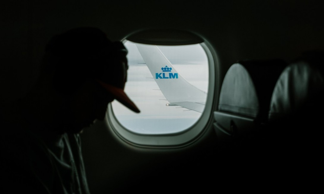 mobile klm online check-in